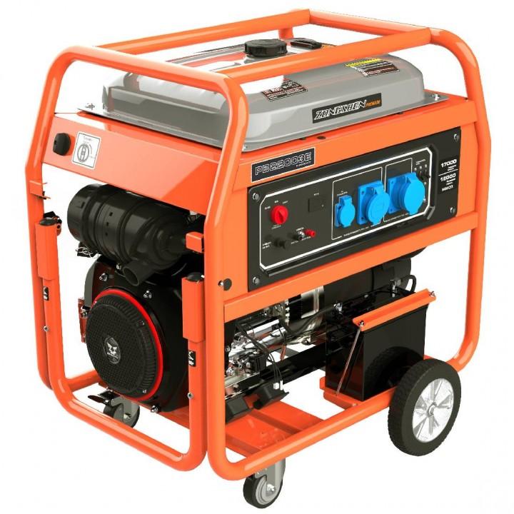 Генератор бензиновый Zongshen PB 22003E