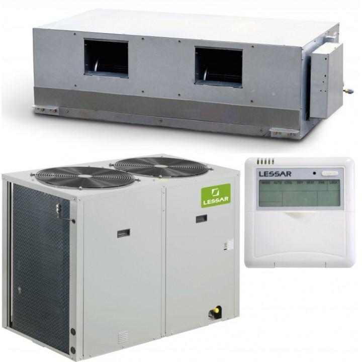 Кондиционер канальная сплит-система Lessar LS-H76DIA4 / LU-H76DIA4