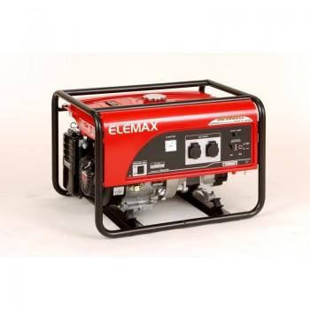 Генератор бензиновый Elemax SH4600EX-R