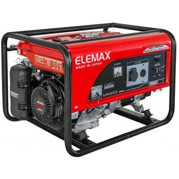 Генератор бензиновый Elemax SH7600EX-RS