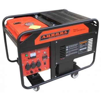 Генератор бензиновый Aurora AGE 12000DZN PLUS