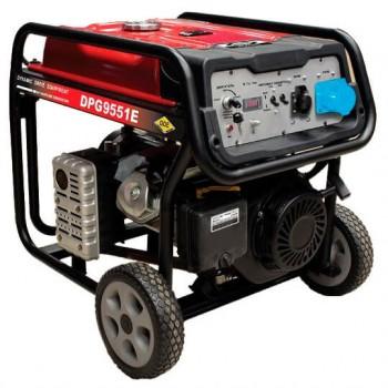 Генератор бензиновый DDE DPG9551E