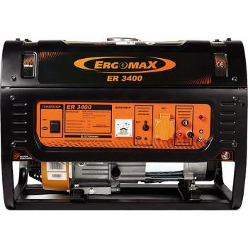 Генератор бензиновый Ergomax ER3400