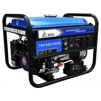 Генератор бензиновый TSS SGG 2800E