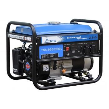 Генератор бензиновый TSS SGG 2800L