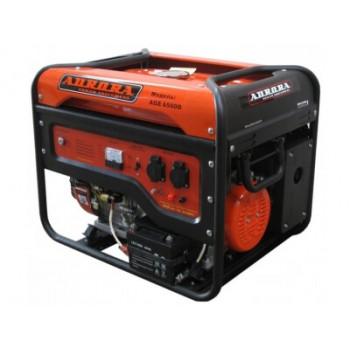 Генератор бензиновый Aurora AGE 6500 D
