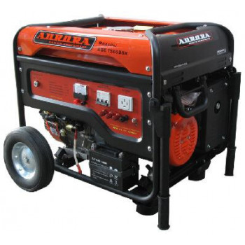 Генератор бензиновый Aurora AGE 7500 DSX