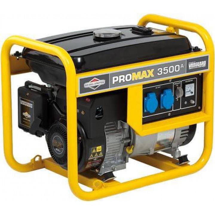 Генератор бензиновый Briggs&Stratton ProMax 3500A
