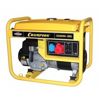 Генератор бензиновый Champion GG6000BS-3