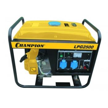 Генератор газобензиновый Champion LPG2500