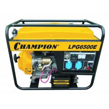 Генератор газобензиновый Champion LPG6500E
