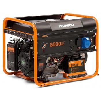Генератор бензиновый Daewoo GDA 7500DFE