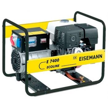 Генератор бензиновый Eisemann E 7400