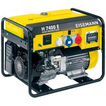 Генератор бензиновый Eisemann H 7400E