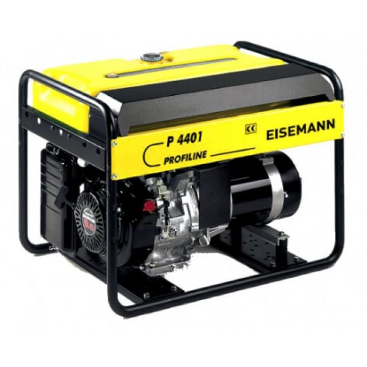 Генератор бензиновый Eisemann P 4401E