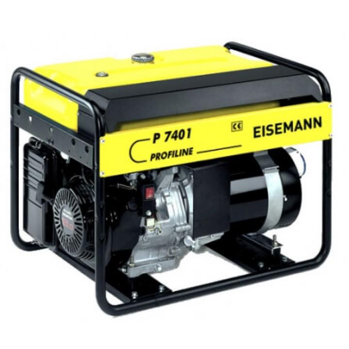 Генератор бензиновый Eisemann P 7401E +BLC