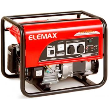 Генератор бензиновый Elemax SH3200EX-R (SH3200X)