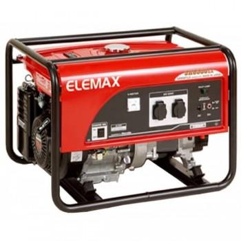 Генератор бензиновый Elemax SH6500X