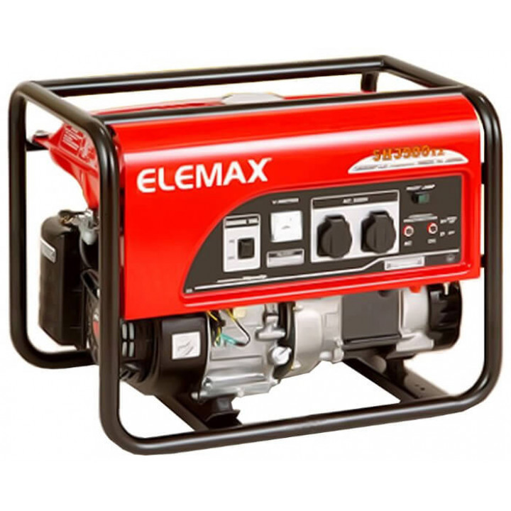 Генератор бензиновый Elemax SH7600X
