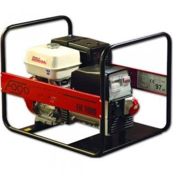 Генератор бензиновый Fogo FH 7000 E