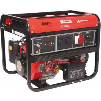 Генератор бензиновый Fubag MS 5700D