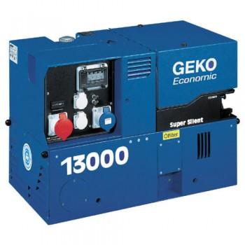 Генератор бензиновый Geko 13000ED-S/SEBA ss