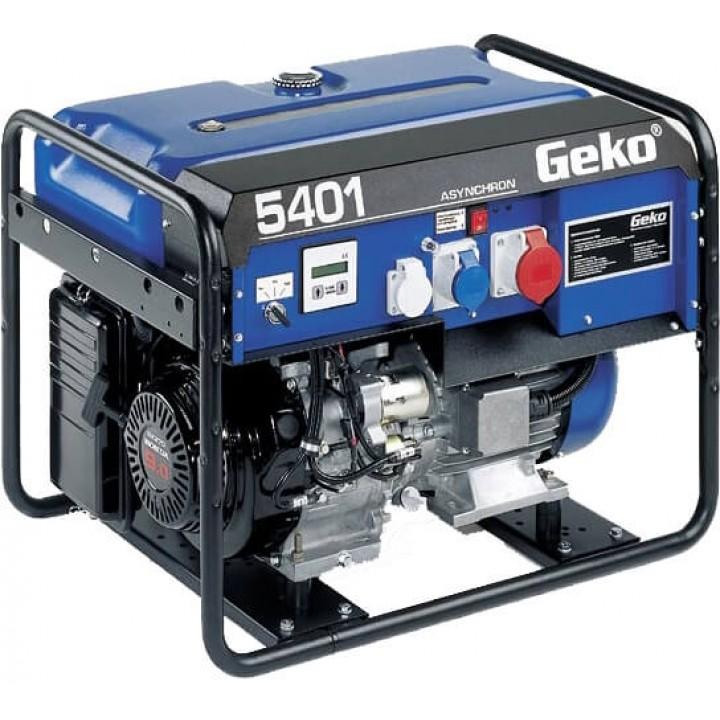 Генератор бензиновый Geko 5401ED-AA/HEBA