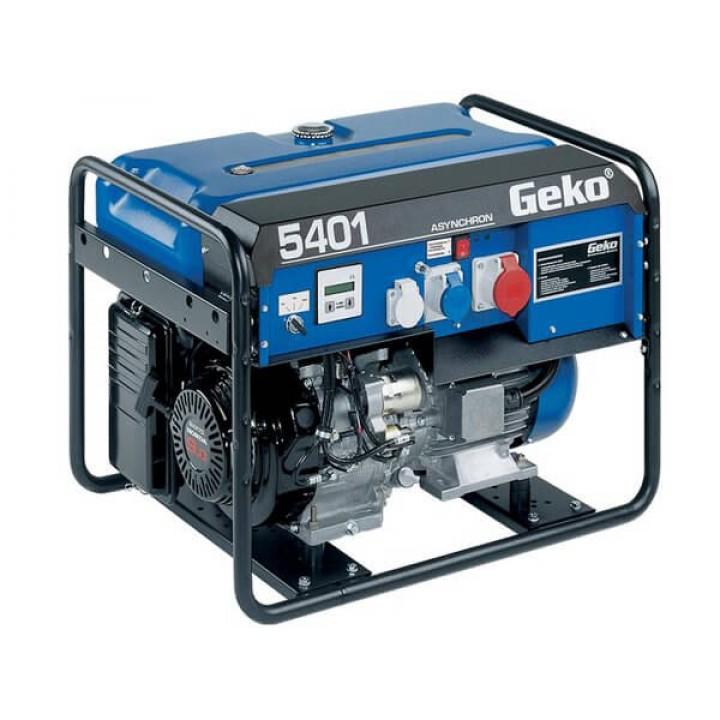 Генератор бензиновый Geko 5401ED-AA/HEBA +BLC