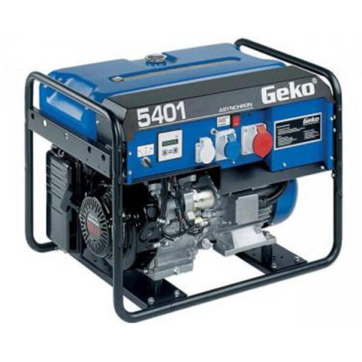 Генератор бензиновый Geko 5401ED-AA/HHBA