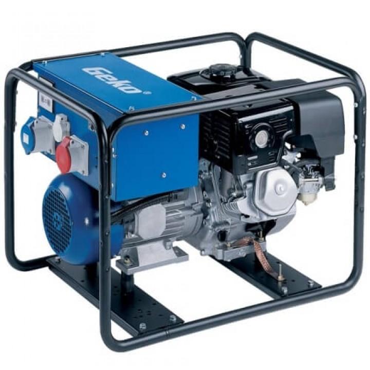 Генератор бензиновый Geko 6400ED-AA/HHBA