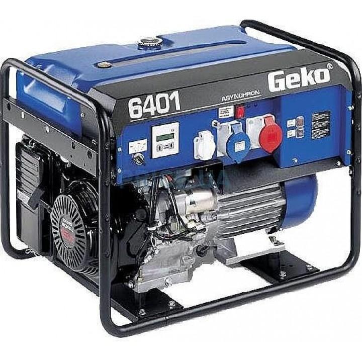Генератор бензиновый Geko 6401ED-AA/HHBA
