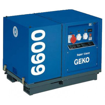 Генератор бензиновый Geko 6600ED-AA/HEBA +BLC