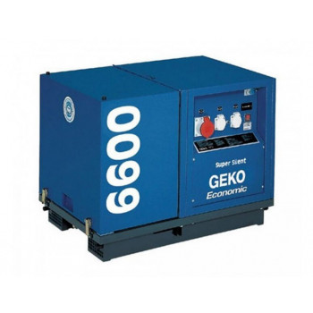 Генератор бензиновый Geko 6600ED-AA/HEBA ss