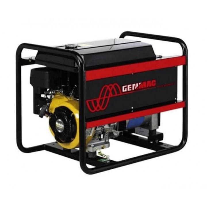 Генератор бензиновый Genmac Click 7300R