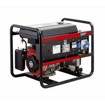 Генератор бензиновый Genmac Combiplus 7300RE
