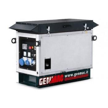 Генератор бензиновый Genmac Whisper 10100 KE