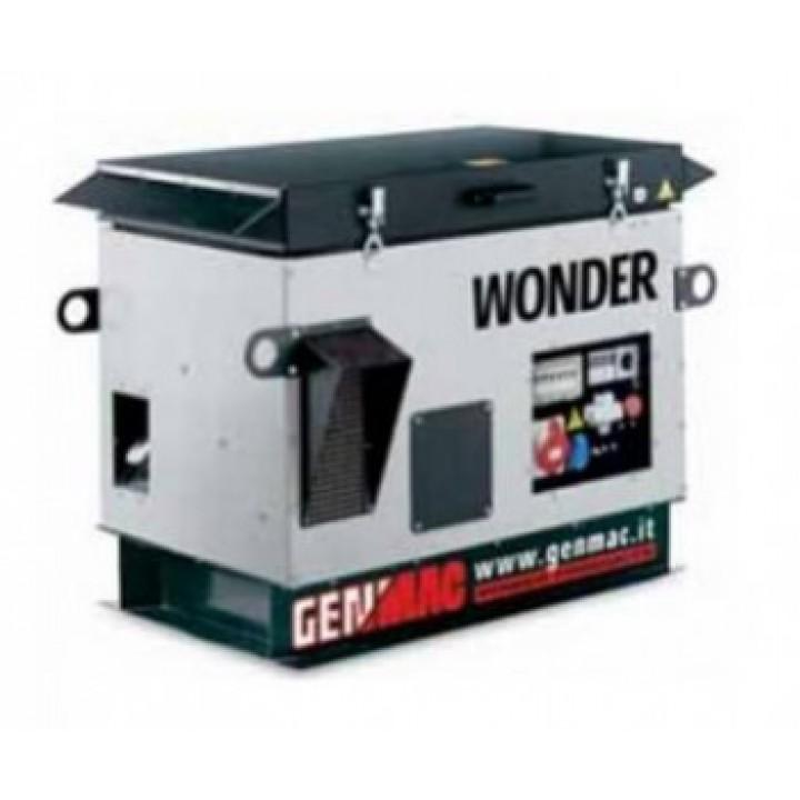 Генератор бензиновый Genmac Wonder 12100 KE