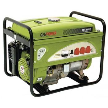 Генератор бензиновый Genpower GBG 5500E