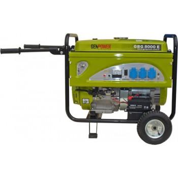 Генератор бензиновый Genpower GBG 8000E