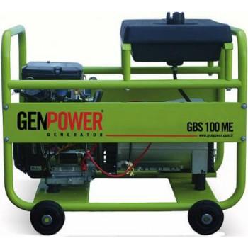 Генератор бензиновый Genpower GBS 100ME