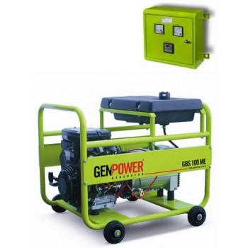 Генератор бензиновый Genpower GBS 100MEA (AUTO)