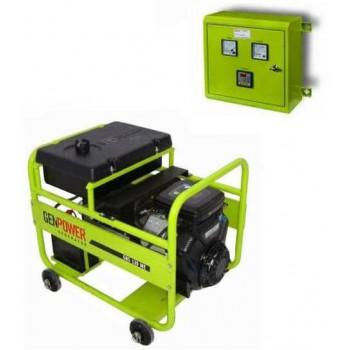 Генератор бензиновый Genpower GBS 130MEA (AUTO)