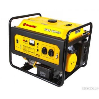 Генератор бензиновый Hammer GNR 5000 A