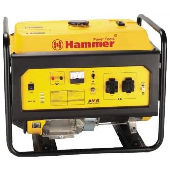 Генератор бензиновый Hammer GNR 5000 A (электростарт)