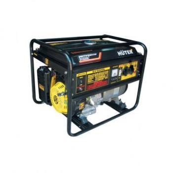 Генератор газовый-бензиновый Huter DY5000L