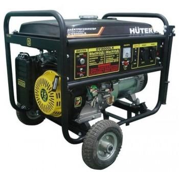 Генератор газобензиновый Huter DY8000LX