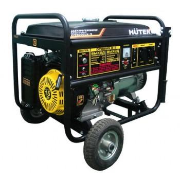 Генератор газобензиновый Huter DY8000LX-3