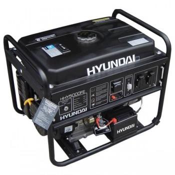Генератор бензиновый Hyundai HHY 5000FE