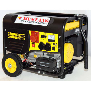 Генератор бензиновый Mustang CPG3000E2
