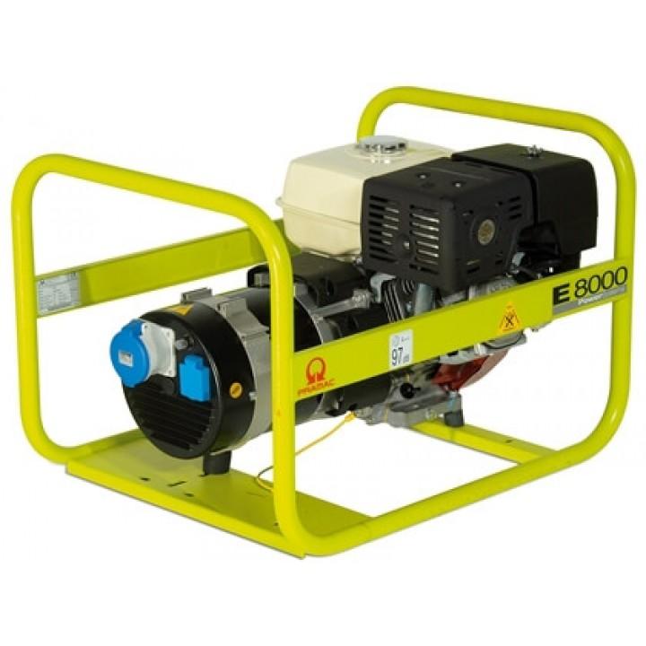 Генератор бензиновый Pramac E8000